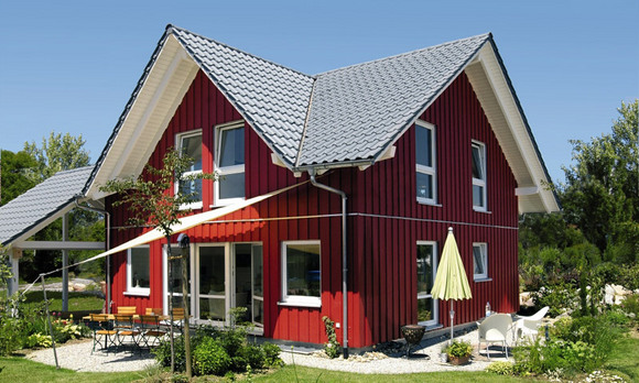 La maison scandinave habitat traditionnel en su de for Maisons scandinaves en bois